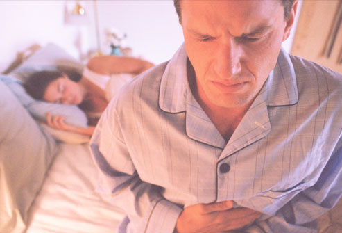 corbis_rm_photo_of_heartburn_at_bedtime