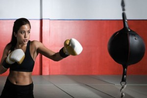 Boxing-workout